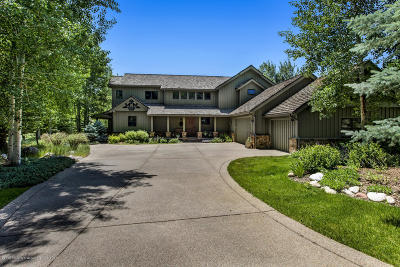 Carbondale Single Family Home For Sale: 101 River Park Lane