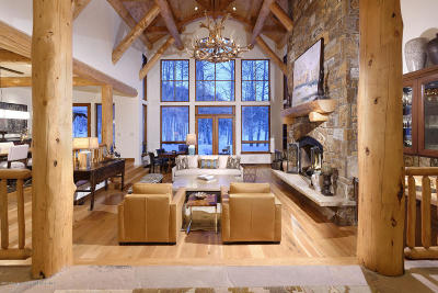 Snowmass Single Family Home For Sale: 641 Two Creeks Drive