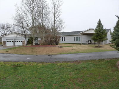 Rifle Single Family Home For Sale: 1359 County Rd. 294