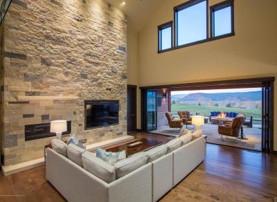 Carbondale Single Family Home For Sale: 179 Sopris Mesa Drive