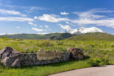 Carbondale Residential Lots & Land For Sale: 13 Lots At Whitecloud Ridge