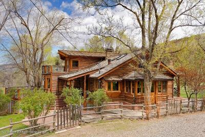 Silt Single Family Home For Sale: 3923 Co Rd 311