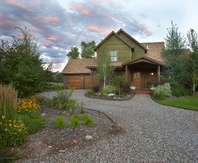Carbondale Single Family Home For Sale: 33 Pinon Lane