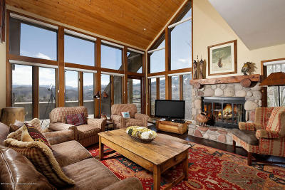 Snowmass Single Family Home For Sale: 94 Sinclair Lane