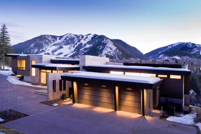 Aspen Rental For Rent: 720 Willoughby Way