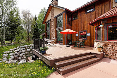 Carbondale Single Family Home For Sale: 279 Midland Point Road