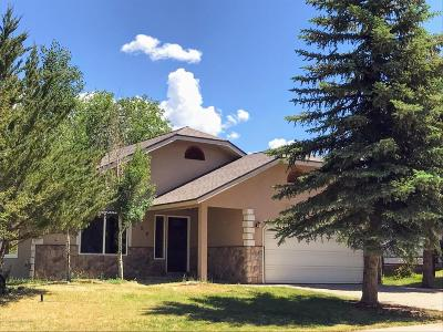 New Castle Single Family Home For Sale: 726 Ginseng Road