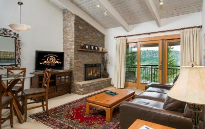 Snowmass Condo/Townhouse For Sale: 690 Carriage Way #B3B