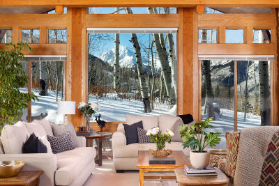 Snowmass Single Family Home For Sale: 730 Divide Drive