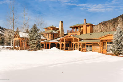 Snowmass Farm & Ranch For Sale: 50 E River Ranch Road