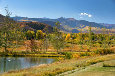 Snowmass Farm & Ranch For Sale: 6401 E Sopris Creek Road