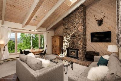Snowmass Rental For Rent: 117 N Ridge Lane #B