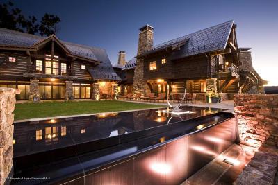 Aspen Single Family Home For Sale: 1025 N Starwood Drive