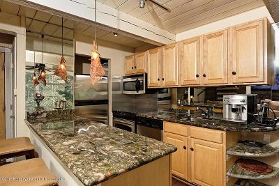 Aspen, Snowmass Condo/Townhouse For Sale: 1024 E Cooper Avenue #2