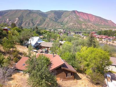 Glenwood Springs Single Family Home For Sale: 712 Garfield Avenue