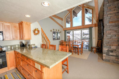 Snowmass Condo/Townhouse For Sale: 400 Wood Road #I-3307