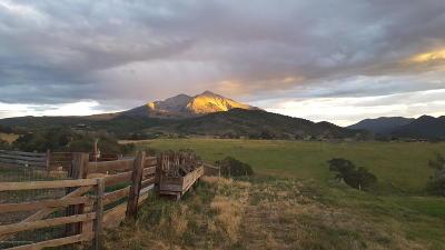 Carbondale Farm & Ranch For Sale: 1644 Prince Creek Road