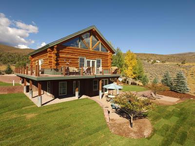 Glenwood Springs Single Family Home For Sale: 2932 Co Rd 115
