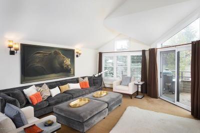 Aspen Condo/Townhouse For Sale: 929 E Durant Avenue #4