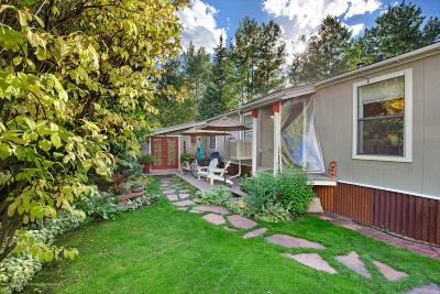 Aspen Mobile/Manufactured For Sale: 216 Cottonwood Lane