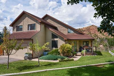 Glenwood Springs Single Family Home For Sale: 0451 Canyon Creek Drive