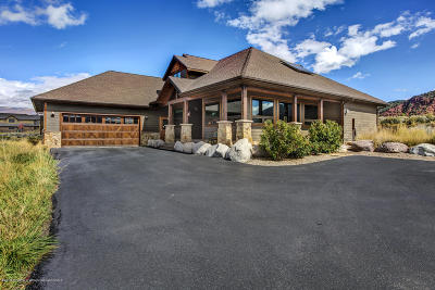 Glenwood Springs Single Family Home For Sale: 266 Red Cliff Circle