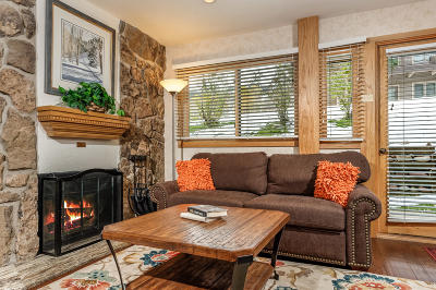 Snowmass Condo/Townhouse For Sale: 640 Carriage Way #404
