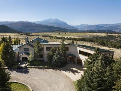 Carbondale Farm & Ranch For Sale: 5325 Co Rd 100