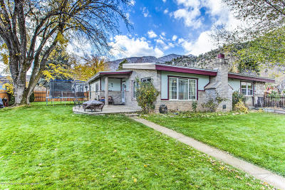 Glenwood Springs Single Family Home For Sale: 381 130 County Rd