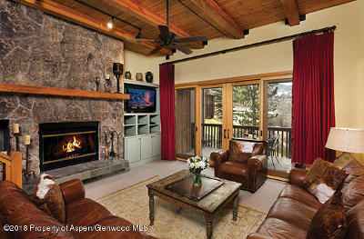 Snowmass Condo/Townhouse For Sale: 229 Faraway Road #21