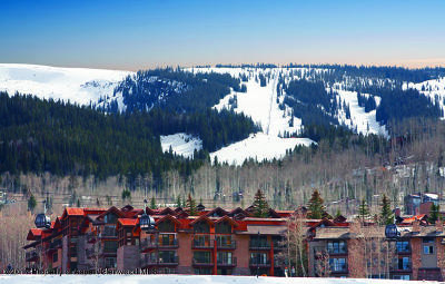 Snowmass Condo/Townhouse For Sale: 400 Wood Road #3102