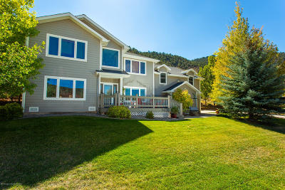 Glenwood Springs Single Family Home For Sale: 678 Huebinger Drive