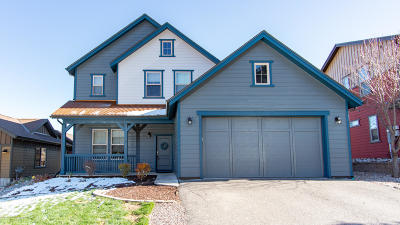 Glenwood Springs Single Family Home For Sale: 117 Bent Grass Drive