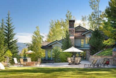 Snowmass Single Family Home For Sale: 249-333 Faraway Road