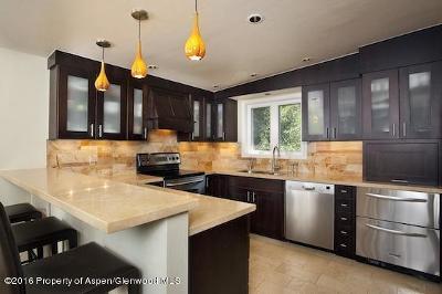 Aspen Rental For Rent: 805 E Cooper Avenue #Unit #12