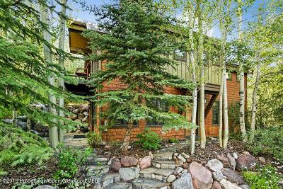 Aspen Single Family Home For Sale: 477 Aspen Oak Drive