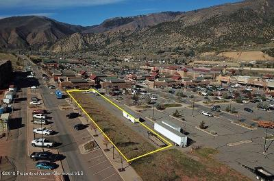 Glenwood Springs Commercial Lots & Land For Sale: Tbd Wulfsohn Road