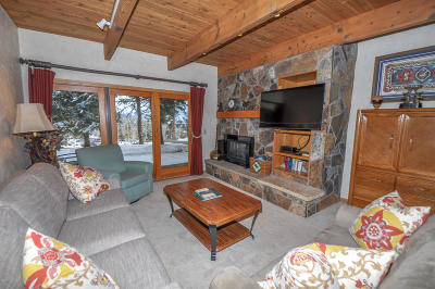 Snowmass Condo/Townhouse For Sale: 690 Carriage Way #B1C