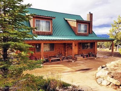 Battlement Mesa, Parachute Single Family Home For Sale