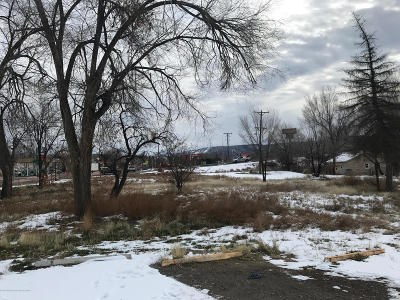 Silt Commercial Lots & Land For Sale: 831 Main Street