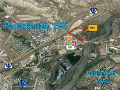 Battlement Mesa, Parachute Commercial Lots & Land For Sale: 101 Misty Way