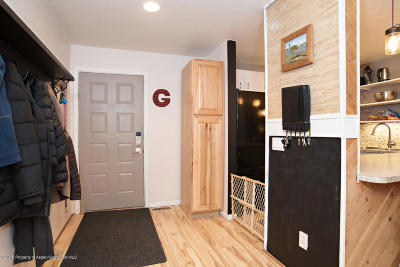 Glenwood Springs Condo/Townhouse For Sale: 3800 Old Lodge Rd. #B-1