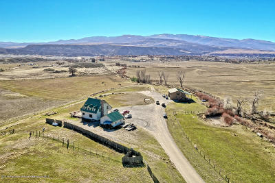 Rifle Farm & Ranch For Sale: 1458 Co Rd 233
