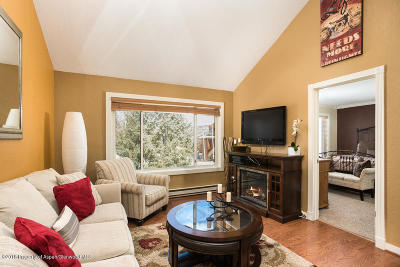 Snowmass Condo/Townhouse For Sale: 294 Snowmass Club Circle #1208