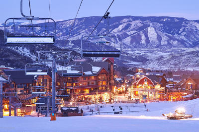 Snowmass Condo/Townhouse For Sale: 120 Carriage Way #2307