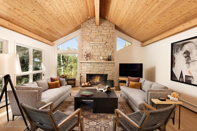 Snowmass Single Family Home For Sale: 1084 Faraway Road