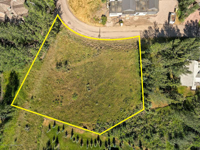 Snowmass Residential Lots & Land For Sale: Tbd Spur Ridge Road