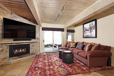 Snowmass Condo/Townhouse For Sale: 70 Gallun Lane #106-B