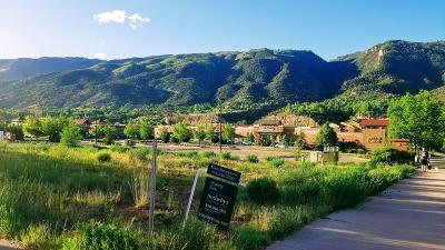 Glenwood Springs Commercial Lots & Land For Sale: 405 E Meadows Drive #Lot 8