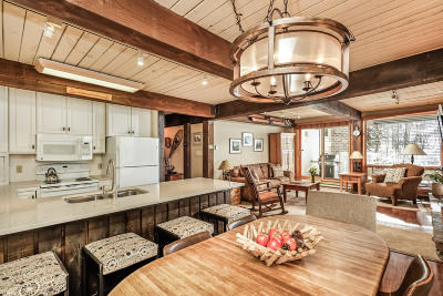 Snowmass Condo/Townhouse For Sale: 855 Carriage Way #Summit #
